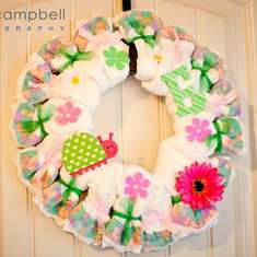 Lil Ladybug Baby Shower - Pink & Lime Green