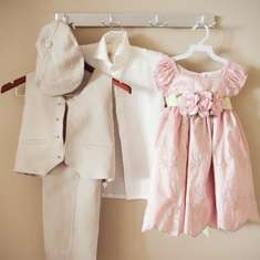 Sheryl & Robin - Nautical/Blush