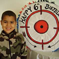 Archery Camp ~ Nino's 6th Birthday! - Archery, Hunting, Outdoors, Woodsman