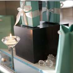 Glitz and Glamour in blue - TIFFANY & CO