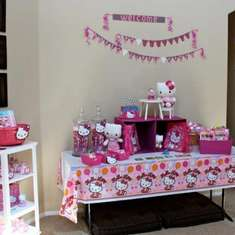 Charlize's Hello Kitty 1st Birthday - Hello Kitty