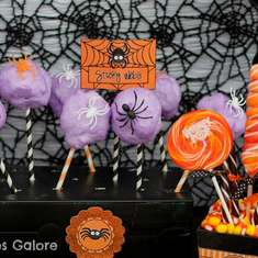Spooktacular Halloween Spider Party - Halloween / Spooktacular Spider Party