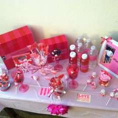 "VICTORIA'S SECRET ""PINK"" INSPIRED PARTY - WAWA's 18th PINK celebration"