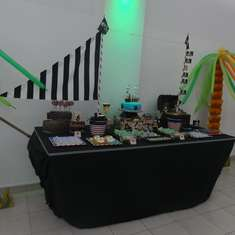 Captain Fede´s Birthday Party - Pirates