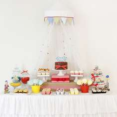 Imi and Josh's Circus Party - Circus Theme