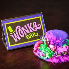 Charlee's Chocolate Factory - Willy Wonka and the Chocolate Factory