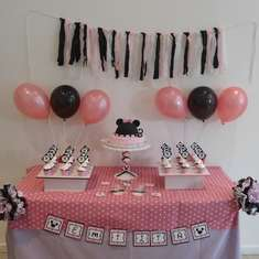 Emilia´s Birthday Party - Minnie Mouse