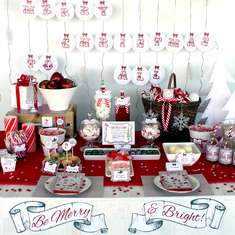 Vintage Christmas Party - Vintage/Retro