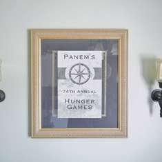 1st Annual Hunger Games Party! - Hunger Games Books/Movies