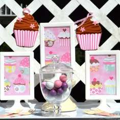Cupcake Party - Cupcakes