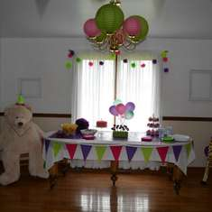 1st Birthday Party - None
