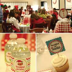 Breakfast with Santa - Christmas Party