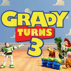 Grady's Toy Story 3rd Birthday - Toy Story 3
