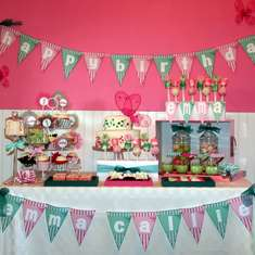 Sugar Plum Fairy Party - Fairy