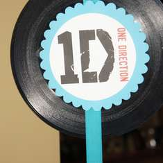 1D One Direction Birthday - POP Music Group One Direction 1D