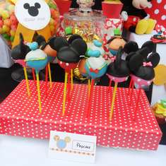 Play house mickey y sus amigos -  mickey y sus amigos by Fancy eventos