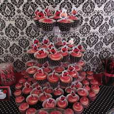 Jaylee's 1st Birthday - Lady Bug Birthday