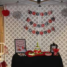 Mailey's 1st Birthday Ladybug Party - Ladybugs