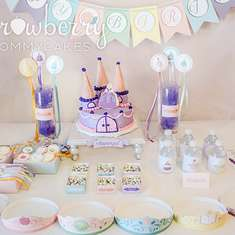 Fairy Tale Princess Birthday Party - Princess Party