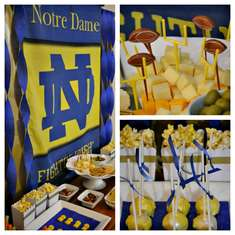 Notre Dame Party - Notre Dame Football