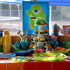 Pryce's 2nd Monster Bash - Little Monsters