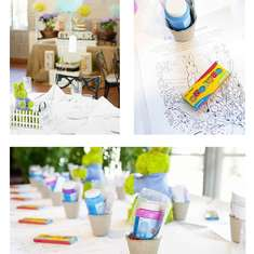 Peter Rabbit Themed Korean 1st Birthday - Peter Rabbit