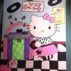 Daisy's Hello kitty  & Zebra Party! - Pink/Zebra Theme