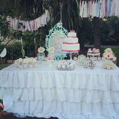 wedding viviana y eduardo  - Shabby Chic