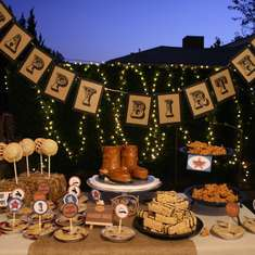 Wyatt & Weston's Wild West 1st Birthday Party - Rustic Cowboy
