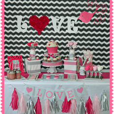 For the Love of Chevron! - Valentines Day