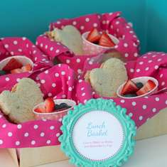 Valentine Tea Party - Valentine's Day Tea Party