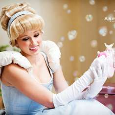Princess Party Character San Diego - Cinderella Princess