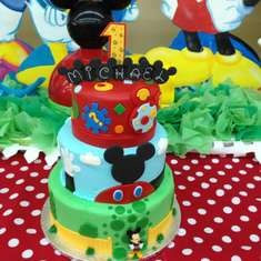 Mickey Party at the Playhouse!  - Mickey Mouse Clubhouse!