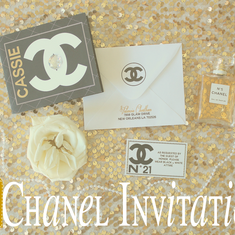 Chanel 21st Birthday - Coco Chanel