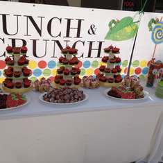 Olivia's Very Hungry Caterpillar Baby Shower - The Very Hungry Caterpillar, by Eric Carle