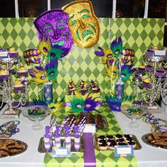 Mardi Gras Party - Mardi Gras/Fat Tuesday