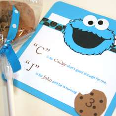 C is For Cookie - Cookie Monster