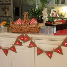 Tiffany's shower  - Country Chic