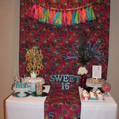 Sweet 16 - Boho/tribal