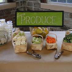 Down on the Farm Baby Shower - Farm Theme