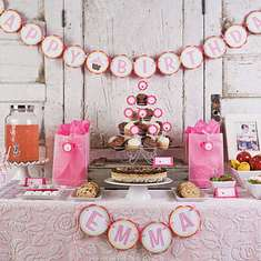 Sweet Shop Birthday Party - Cupcake Birthday Party