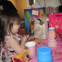Pretty princess turns 2 - Princesses