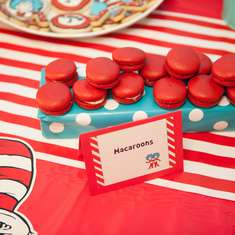 Andrew and Alexander's Whimsical Seusville 1st Bday Party  - Dr. Seuss