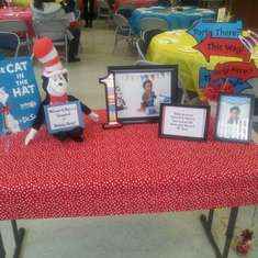Royce's Dr. Seuss 1st Birthday Party! - First Birthday/Dr. Seuss