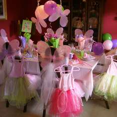 Fairy Princess Garden Party - Fairy Princess party