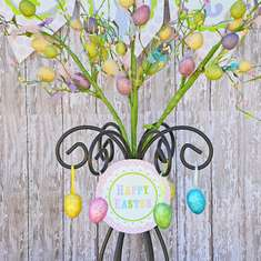 Easter - Egg Hunt - Crafts - Spring