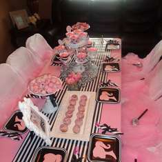 Paris Barbie Party - Barbie Glam