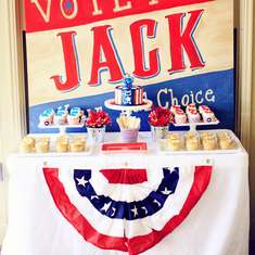 Vote for the Little Man! Jack's 1st Birthday - None