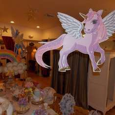 Unicorn Tea Party - Unicorns
