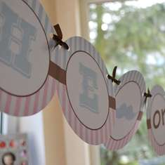 He or She what will it be - Gender Reveal Party